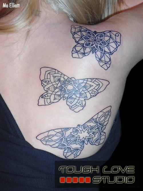 Mo Elliott Tattoos  Tough Love Studio